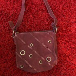 Marc Jacobs Suede Handbag